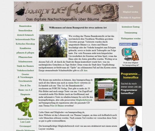 Webseite: baumpruefung.de