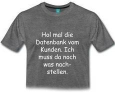 Shirts für Nerds