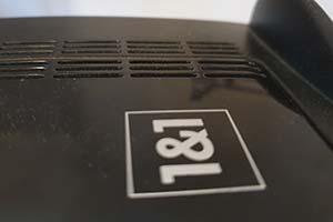 1&1-Branding einer FritzBox